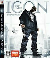 USED PS3 PlayStation3 DefJam ICON Def Jam icon (ENGLISH VERSION)