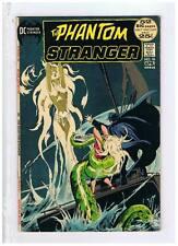DC Comics The Phantom Stranger #18 F/VF 1972