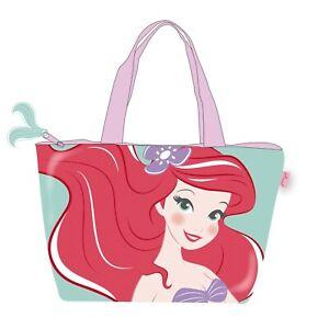 Disney Princess Ariel The Little Mermaid Girls Large Beach Bag