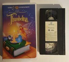 Thumbelina VHS, 1994, Clamshell