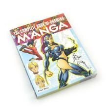 The Complete Book Of Drawing MANGA Peter Gray FREE Postage