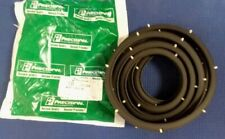 1957 CHEVROLET BEL AIR 150 250 SERIES TRUNK WEATHERSTRIP RUBBER SEAL WITH CLIPS