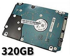 320GB Hard Drive Dell Inspiron 14R 14Z 15 1501 1520 1521 1525 1526 1545 1546