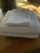 adairs Flannelette Sheets White