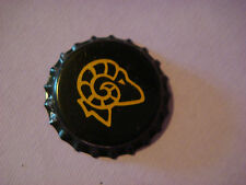 BEER Bottle Crown Cap ~ CB Potts Ram Brewery ~ Award Winning ~ Big Horn Brewing