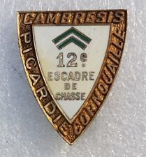Collection : militaria : insignes : Air : 12 E.C.