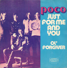 """POCO – Just For Me And You (1971 VINYL SINGLE 7"""" HOLLAND)"""
