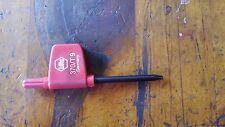 WIHA 370/ T9 L-handle Torque Star Key Arbor Wrench Screwdriver