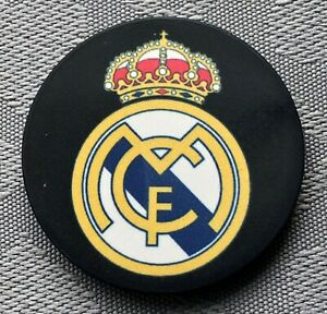 REAL MADRID - POKER CHIP GOLF BALL MARKER - 10gram 39mm Diameter