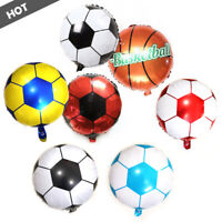 18 Inch Basketball Volleyball Theme Aluminum Balloon Birthday Party Decoration A