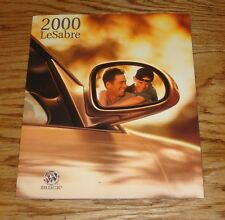Original 2000 Buick LeSabre Sales Brochure 00