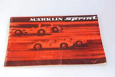 ORIGINAL MÄRKLIN SPRINT KATALOG  -1970 JAHRE-*******
