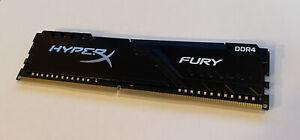 Kingston Hyper X Fury 8GB DDR4 2933 MHz RAM Desktop Memory
