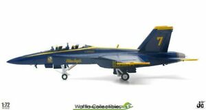 1:72 JC Wings United States Navy F/A-18 Super Hornet 7 82142 JCW-72-F18-010 LAST