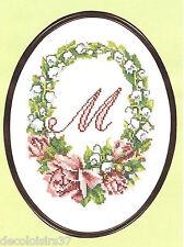 Thea Gouverneur 942 Roses und Lilien Leinen