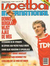 V.I. 1988 nr. 48  -  DENNIS BERGKAMP/VIRDIS(AC MILAN)/HANS OOFT
