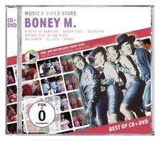 Music & Video Stars von Boney M. (2013), Neu OVP, CD & DVD