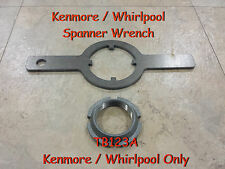 TB123A (Kenmore / Whirlpool Washer Only) HD Tub Nut Spanner Wrench
