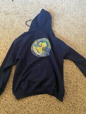 Task Group 56.1 CTG 56.1 Gildan Hoodie Sweatshirt Blue Large