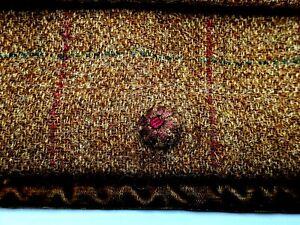 "Ralph Lauren ""Coastal Garden Wool Tweed"" European Sham 26x26 Seven Available!"