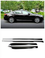Chrome Body Side Door Molding Protector Trim For Mazda 6 M6 / Atenza 2013-2017