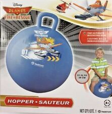 Disney Planes Fire & Rescue Hopper Ball Hedstrom Hop ball for kids 15 in NEW