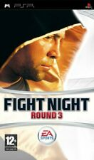 Fight Night Round 3 (PSP, 2006) Region Free Retro Rare ~Fast & Free Postage~ J1L