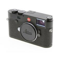 Leica M10 Digital Rangefinder Camera Body (Black) #20000
