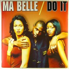 """12"""" Maxi - Ma Belle - Do It - M814 - Promo - washed & cleaned"""