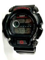 Casio DW-9052 Men's G-Shock Alarm Chronograph Light Quartz Resin Sport Watch