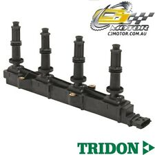 TRIDON IGNITION COIL FOR Holden Astra AH 12/06-06/10,4,2.2L Z22YH