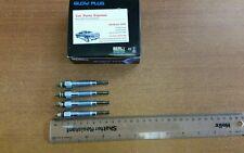 Mistubishi Shogun Pajero 2.8 td Diesel Glow Plug Set 1993 - 2000 Lp082 cy55
