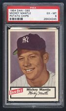 1954 Dan Dee Mickey Mantle PSA 6