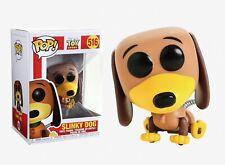 Funko Pop Disney Pixar Toy Story: Slinky Dog Vinyl Figure Item #37010