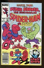 MARVEL TALES PETER PORKER SPECTACULAR SPIDER-HAM #1 FINE+ 6.5 1983 MARVEL