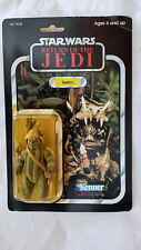 More details for vintage star wars rotj 79bk p moc teebo with starcase free p&p sw3