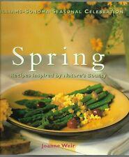 Williams-Sonoma Seasonal Celebration: Spring : Recipes illustrated cookbook NEW
