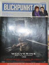 BLICKPUNKT FILM  18 / 13 WOLVERINE WEG DES KRIEGERS IN 3D (BF271)
