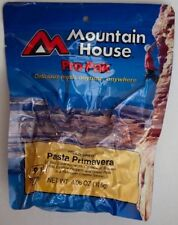 Mountain House Freeze Dried Camping Food