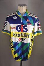 Gelati GIS Jolly Team jersey bike Gr 7 BW 57cm cycling Trikot KE7