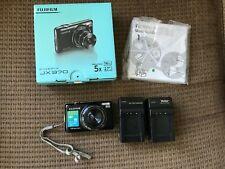 Fujifilm Finepix JX370 Black Digital Camera 14MP