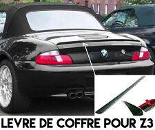 LAME COFFRE SPOILER BECQUET LEVRE MALLE pour BMW Z3 ROADSTER 1996-2002 CABRIOLET