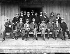 Photo. 1900-1. Canada.  World Pro Sculling Champions