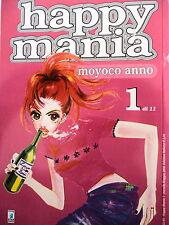 Happy Mania  1 ed Star Comics scontato