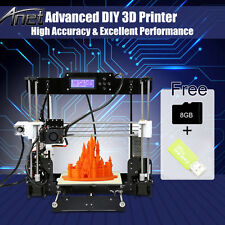 Anet A8 Desktop 3D Printer Prusa i3 DIY Kit -Anet Authorized dealers TOP DEAL LX