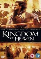 Kingdom Of Heaven (DVD, 2005) NEW