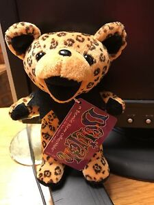 Grateful Dead DELILAH - Bean Bag Plush - NEW with tags