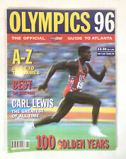 More details for vintage olympics the official euro sport guide to atlanta 96 athletics magazine