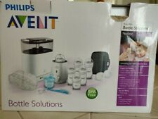 Phillips Avent Bottle Solutions (include Steriliser and Warmer)