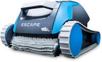 Escape Robotic Pool Cleaner for Above Ground Pools - Rare Open Box Buy